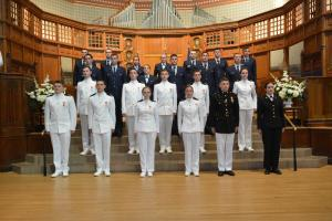 ROTC Commissioning Ceremony 2016
